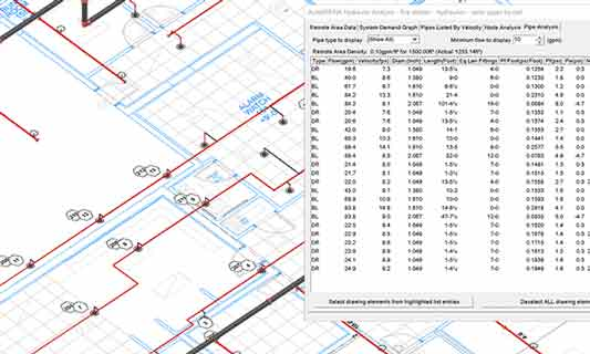 Autosprink Fire Sprinkler Design Software